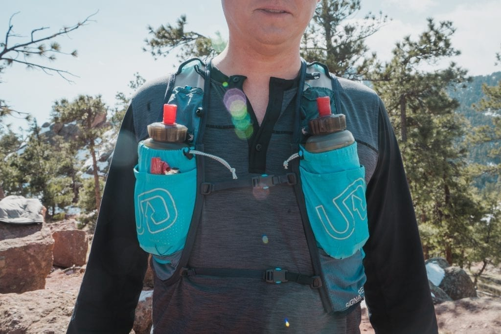 Huck Adventures reviews: Ultimate Direction Mountain Vest 4.0