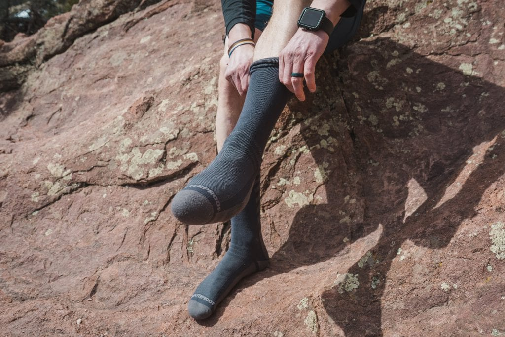 Showers Pass Lightweight Waterproof Crosspoint Classic Socks