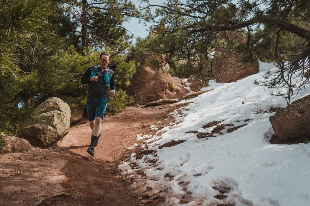 Huck Adventures reviews: Running with the Ultimate Direction Mountain Vest 4.0