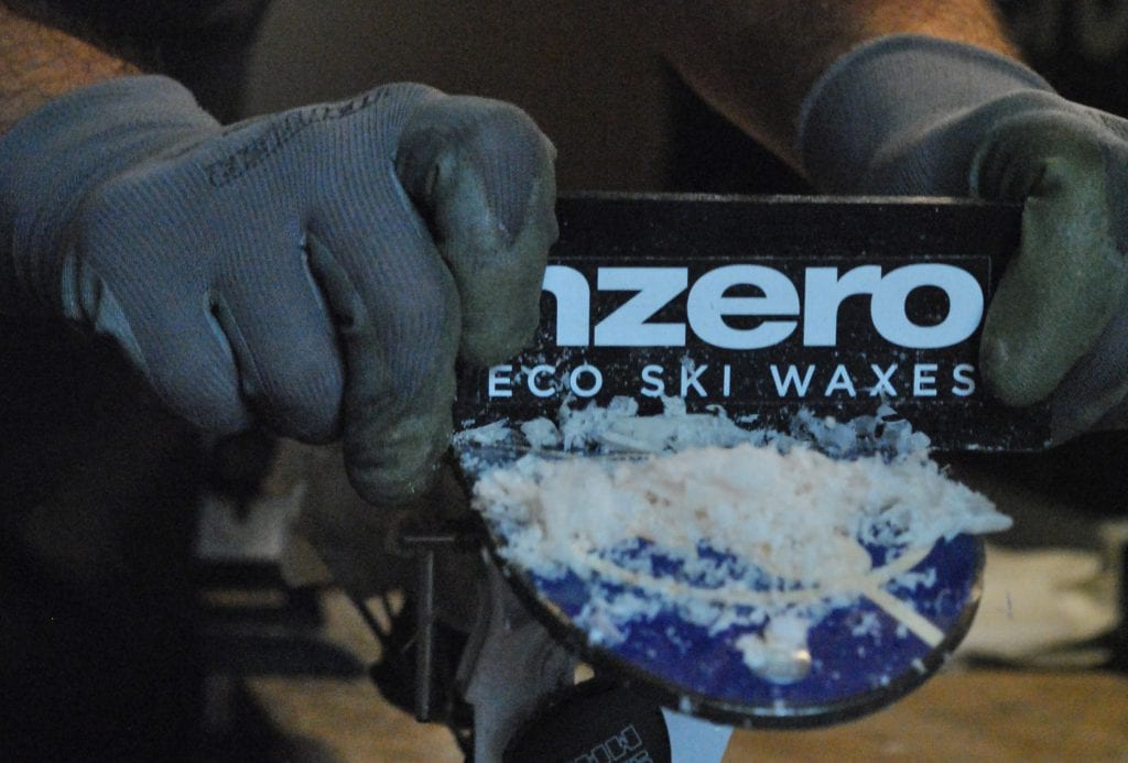 Nzero Eco Ski Waxes