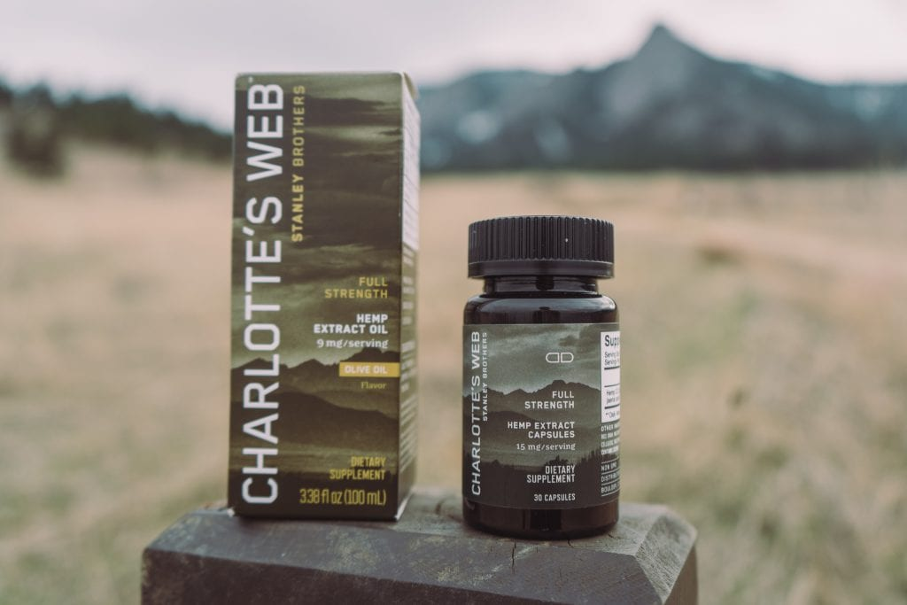 Best CBD Products Charlotte's Web CBD