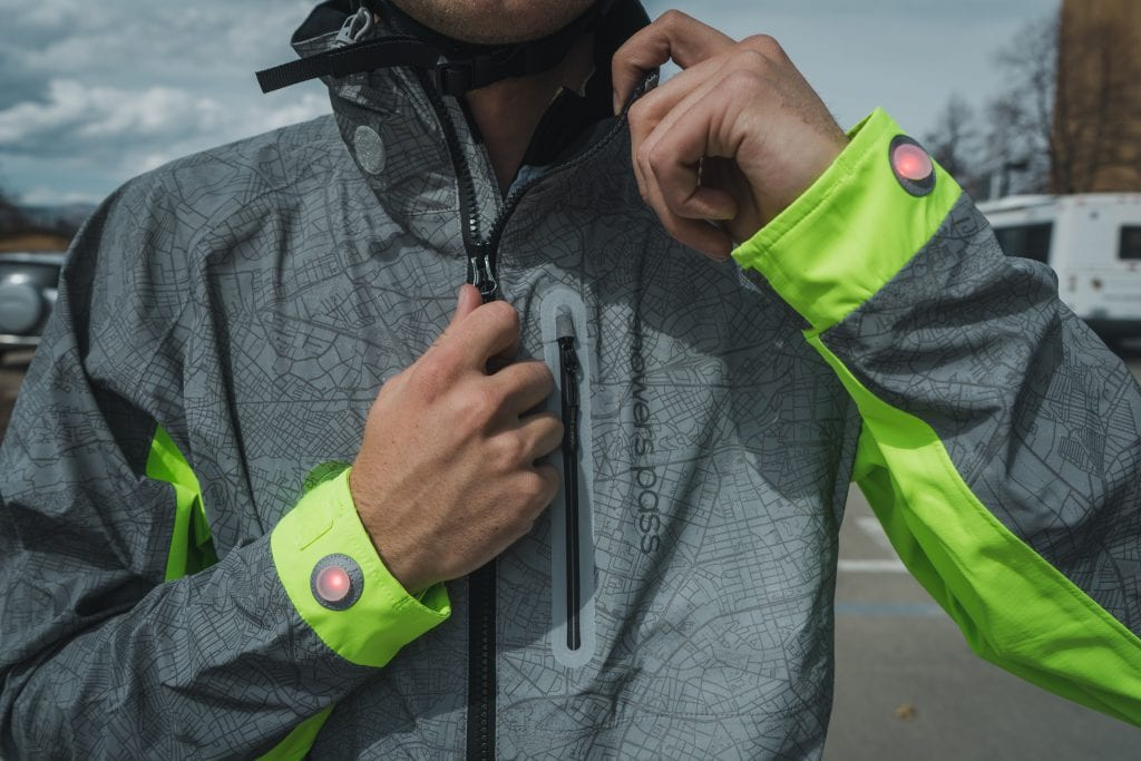 Showers Pass Hi-Vis Torch Jacket