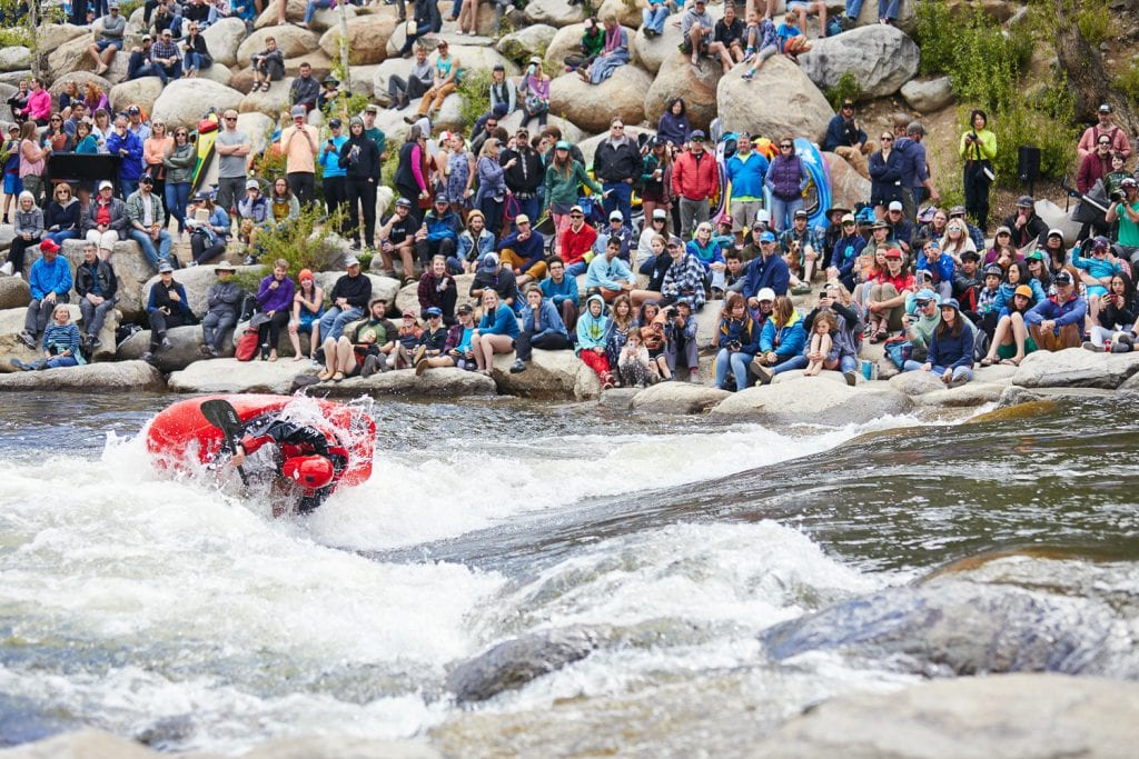 CKS Paddlefest 2019, Buena Vista, Colorado, Huck Adventures
