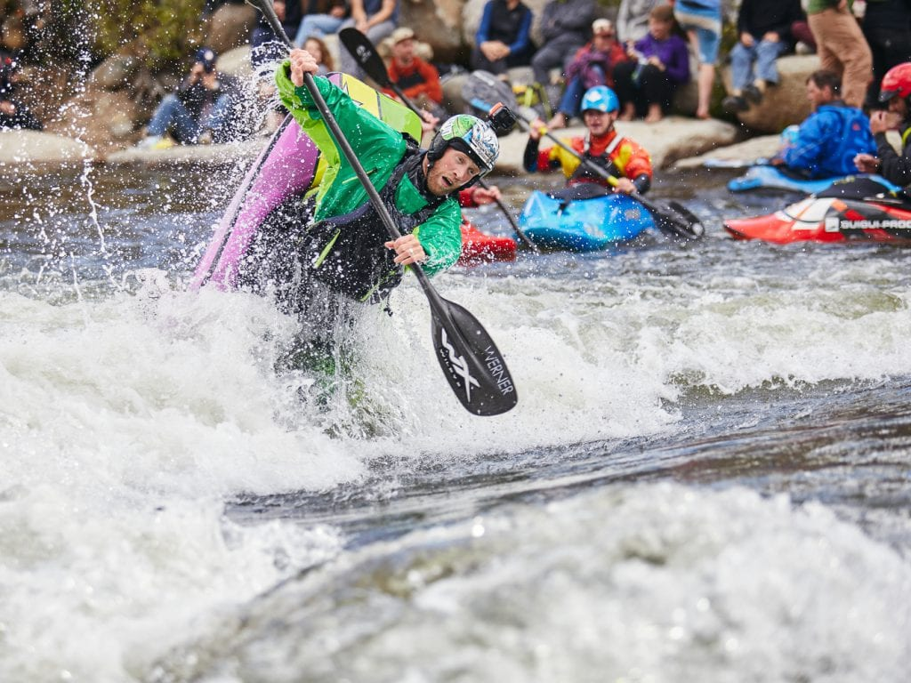 CKS Paddlefest 2019, Buena Vista, Colorado, Huck Adventures