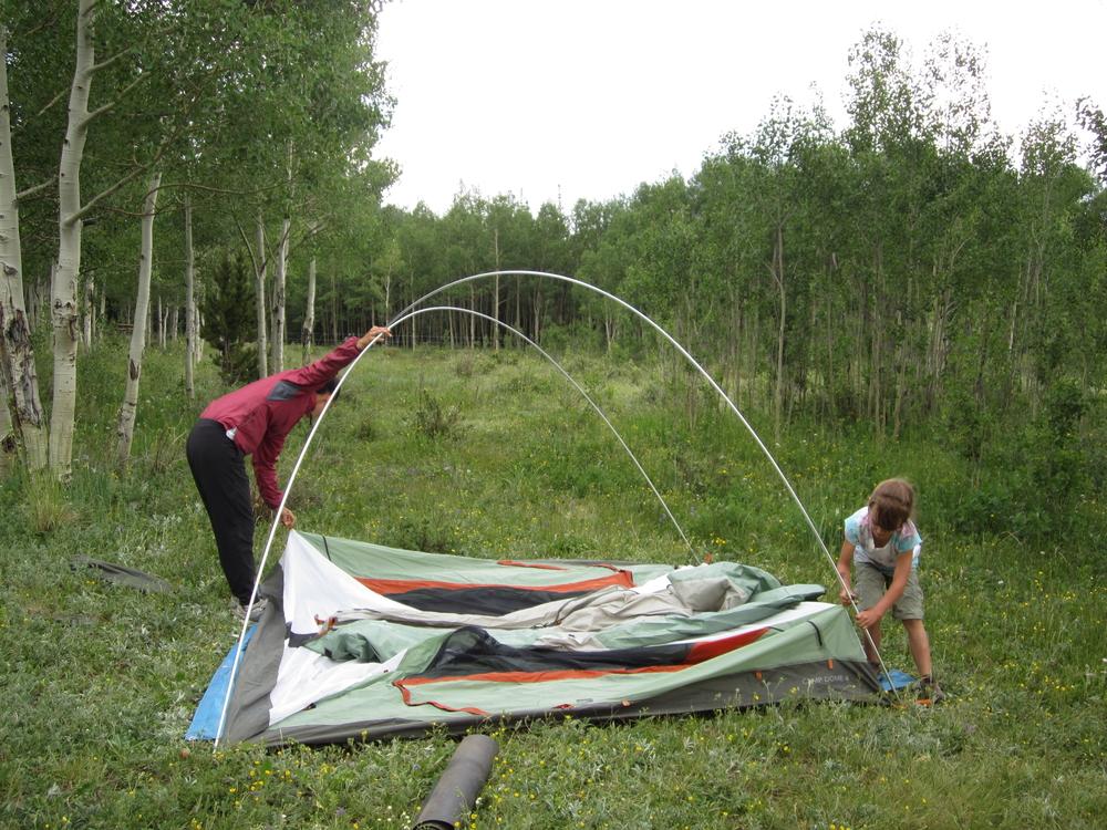 good campsite