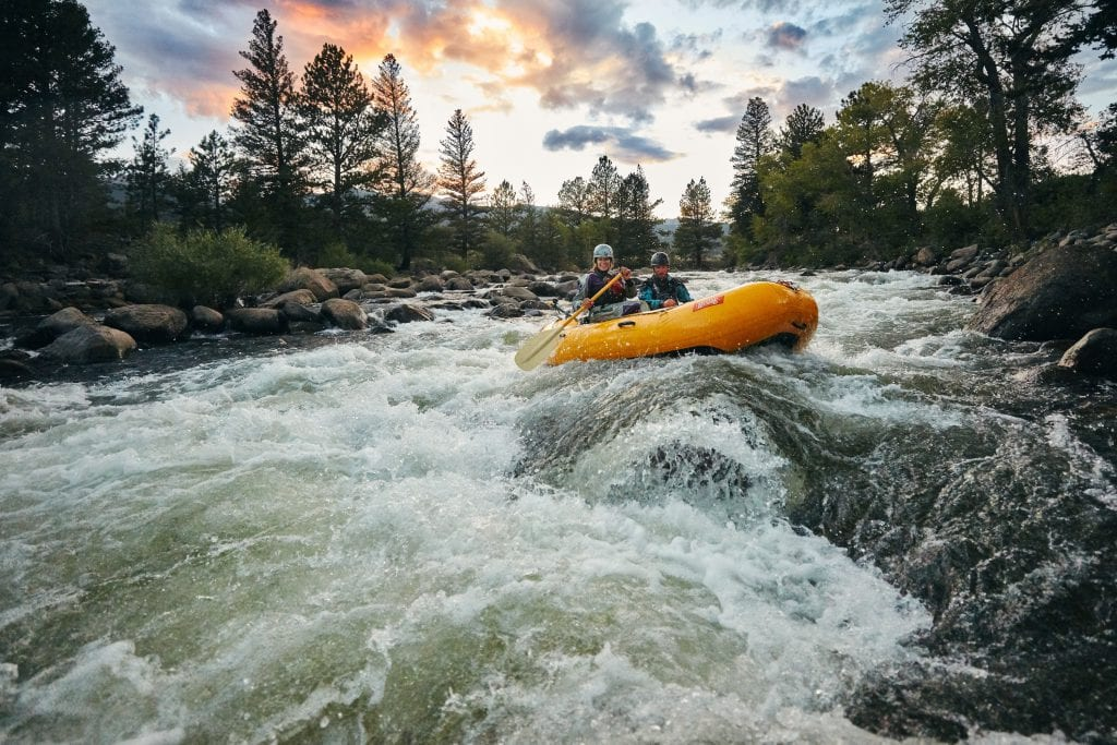 Rafting in Bueno Vista, Colorado