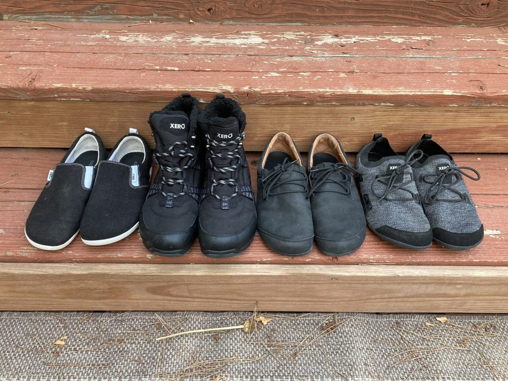 Xero Shoes Fall 2020 Lineup