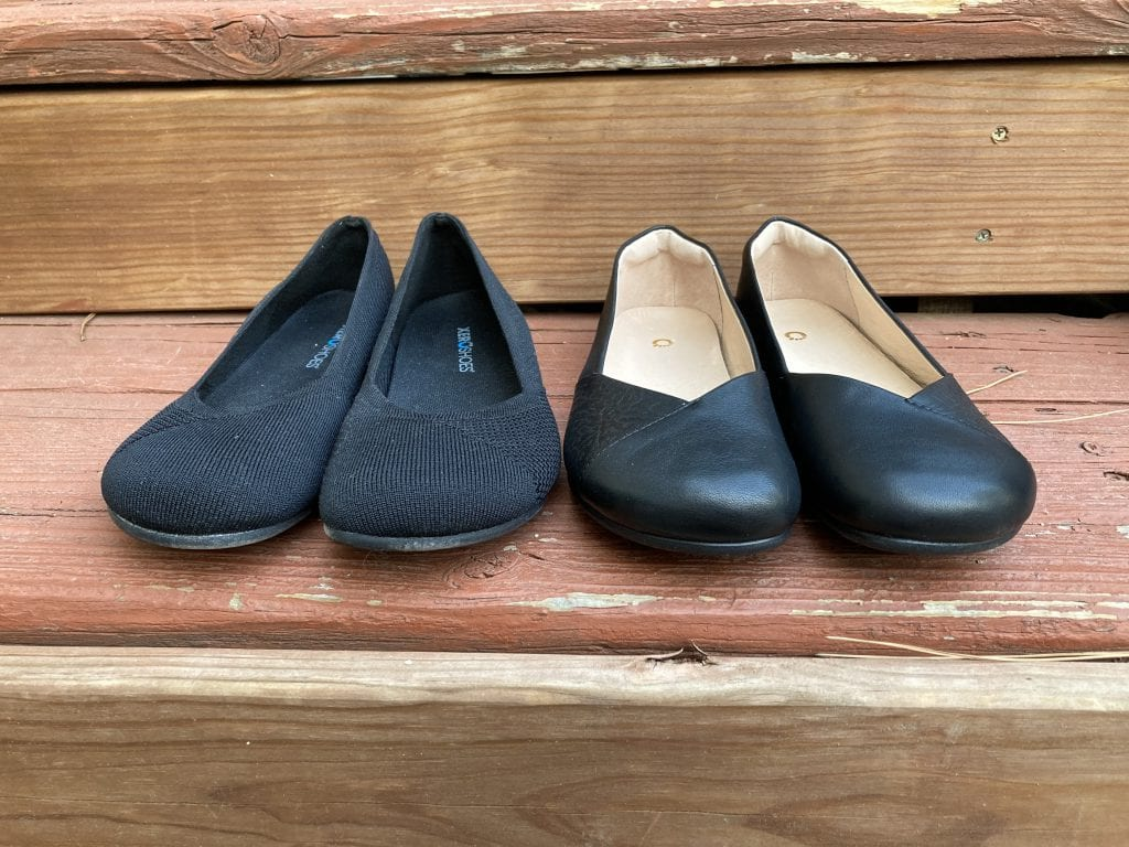 Xero Shoes Leather and Knit Phoenix