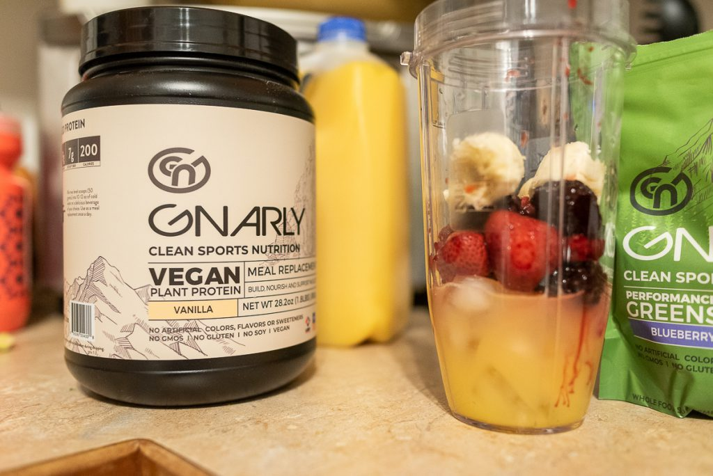 Gnarly Nutrition Vegan Protein