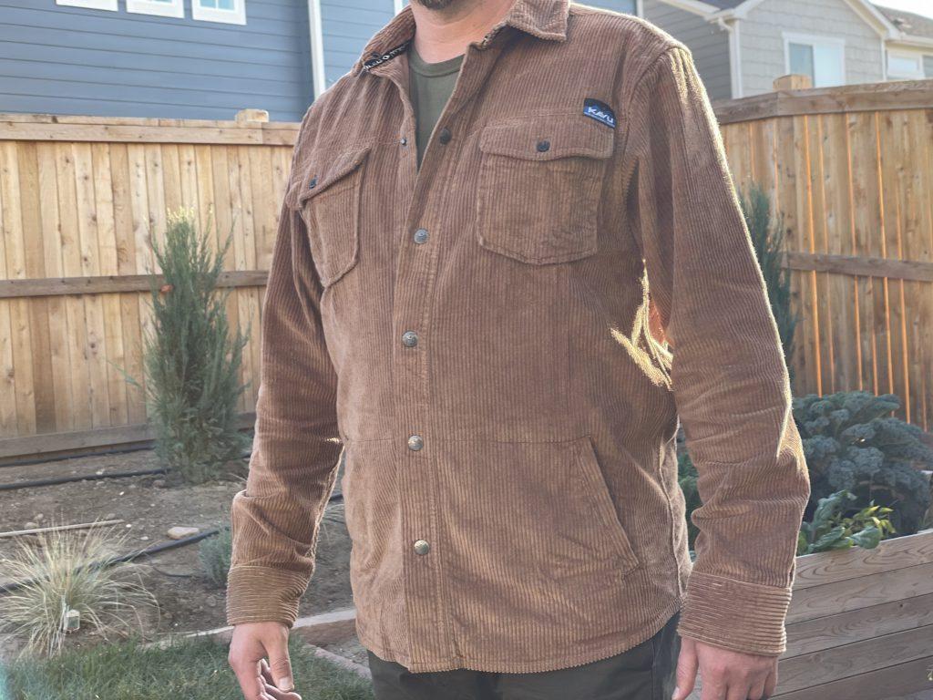 KAVU Petos Shirt Jacket