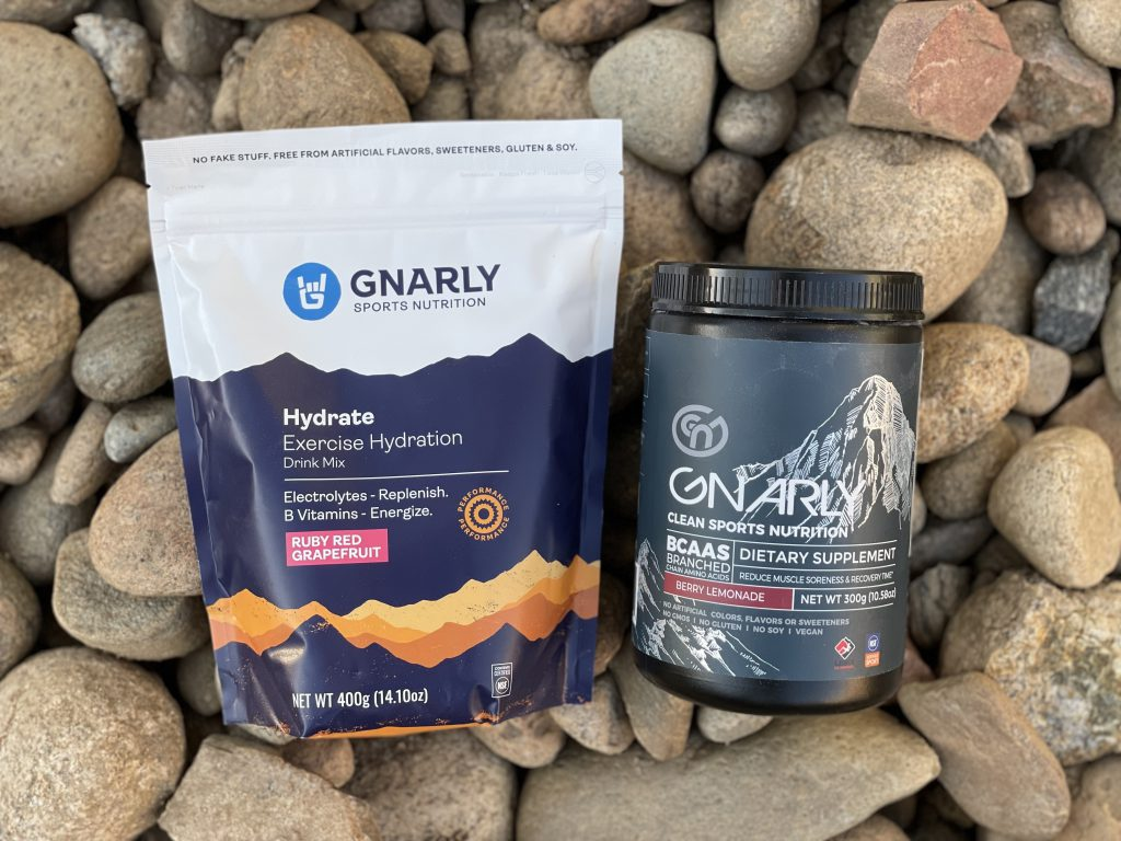 Gnarly Nutrition Hydrate and BCAAs